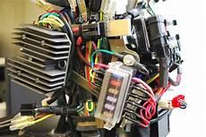 bdx plug n play harness for honda ruckus gy6 swaps