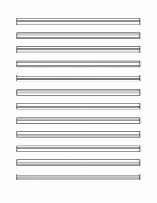 music staff paper 12 per page