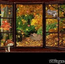 Fenster Malvorlagen Herbst Herbstfenster Picture 102598999 Blingee