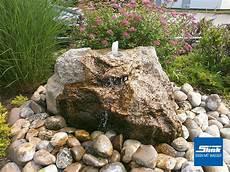 gartenbrunnen quellstein 919 k slink ideen mit wasser