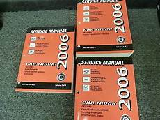 free service manuals online 2003 chevrolet avalanche 2500 instrument cluster 2006 chevy avalanche pickup truck shop service repair manual 2500 ls lt z66 z71 ebay