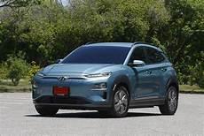 Hyundai Kona Electric Sel 2019 Review Bangkok Post Auto