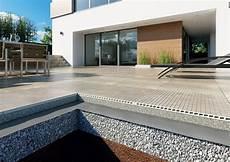 Terrasse Beton Oder Estrich