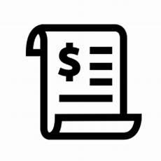 invoice icons noun project