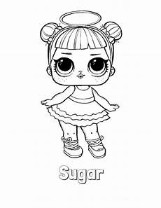 lol surprise doll lol doll coloring page 81 coloring pages