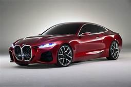 BMW Concept 4 Previews New Series Coupe  Carbuyer