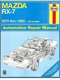 free online auto service manuals 1989 mazda rx 7 auto manual mazda rx 7 repair workshop manual 1979 1985 haynes 61035