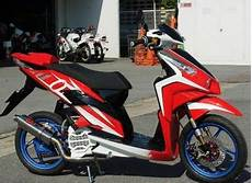 Vario Techno Modif by Modifikasi Honda Vario Cbs Techno Keren Puramoz Shared