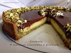 crostata al pistacchio crema pasticcera panna e ricotta e frutti di bosco the foodteller architettando in cucina crostata semolino cioccolato e pistacchi