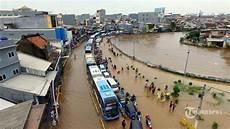 Update Banjir Jabodetabek Bnpb 60 Orang Meninggal Dan 2