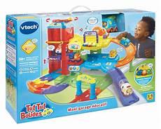 Vtech Tut Garage by Vtech A1503881 Maxi Garage Educatif Tut Tut Bolide