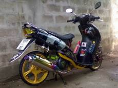 Modifikasi Mio M3 Babylook by Modifikasi Mio Babylook Modifikasi Motor Kawasaki Honda