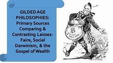 reading comprehension worksheets 19298 comparing contrasting laissez faire social darwinism the gospel of wealth the gospel of