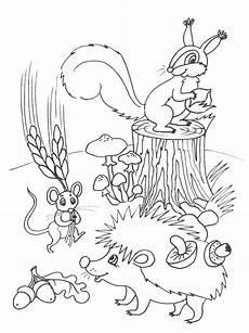Malvorlagen Kinder Herbst Malvorlagen Herbst Zum Drucken Coloring And Malvorlagan