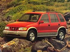 1999 Kia Sportage Ex 4dr 4x4 Information