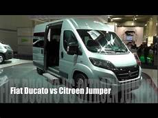 fiat ducato 2015 vs citroen jumper 2015