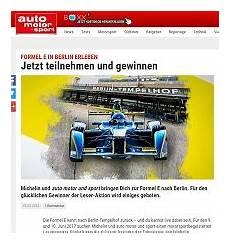 Auto Motor Und Sport Gewinnspiel Auto Gewinnen