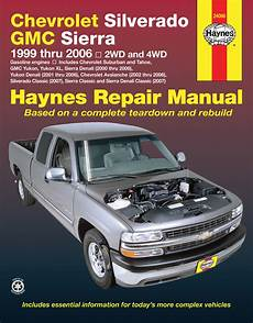 old cars and repair manuals free 2006 chevrolet impala free book repair manuals sierra 1500 haynes manuals