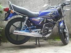Modif Rx King Motocross by Model Knalpot 2 Tak Dan Karakternya Seputar Sepeda Motor