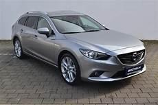 Mazda 6 Kombi 2 0 Sports Line Klima Navi Pdc Gebraucht