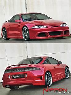 tuningteile bodykit mitsubishi eclipse d30 95 97 rebel