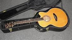 yamaha compass series cpx 8 electric acoustic guitar