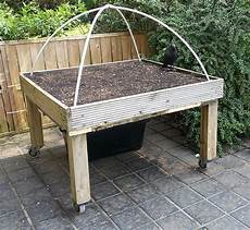 Bauanleitung F 252 R Tischbeete Garten Bauen Handwerk