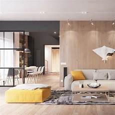 inneneinrichtung wohnzimmer holz moderne wandverkleidung aus holz der kleine ratgeber