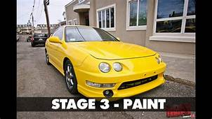 Acura Integra Type R  Project HDAY Atco 2015 Giveaway
