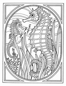 coloring pages for adults sea animals 17312 gompers saijo earthly manifestation coloring pages animal coloring pages