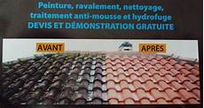 anti mousse toiture fait maison hydrofuge toiture toit ma 231 onnerie peinture ext 233 rieure