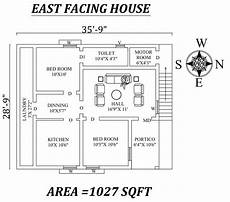vastu plan for east facing house 27 best east facing house plans as per vastu shastra