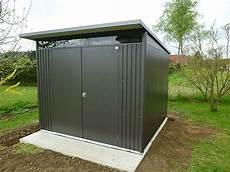 biohort avantgarde l abri de jardin biohort avantgarde 174 moderne avec toit en