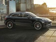 2018 Porsche Macan Turbo W/Performance Package 4dr All