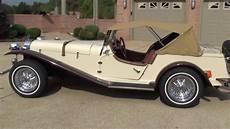 hd 1929 mercedes ssk replica kit car vw engine for
