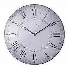 bitnik wall clock metal white 9 99 ikea wanduhr