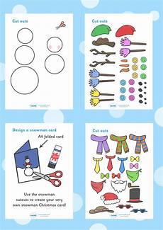winter worksheets ks1 20027 twinkl resources gt gt snowman card designing worksheets gt gt printable resources for