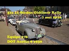 oldtimer rallye 2016 31e steden oldtimer rally 2016 vanuit 8 tourer