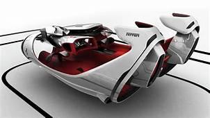 Ferrari Top Design School Contest Winners Announced