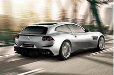 It S A V8 Mate New Gtc4 Lusso T Unveiled By Car