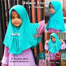 Khimar Kirana Anak Sentral Grosir Jilbab I Produsen