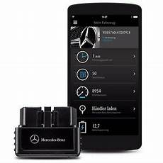 genuine mercedes mercedes me adapter obd2 connect me