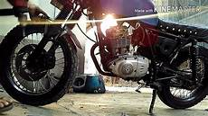 Thunder Modif Japstyle by Modif Japstyle Modern Basic Thunder 125