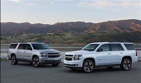 2019 Chevrolet Suburban RST Pictures & Price  Valley Chevy