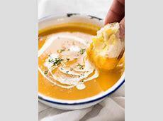 easy creamy pumpkin soup_image