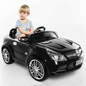 12V Mercedes Benz SL65 Electric Kids Ride On Car Music RC