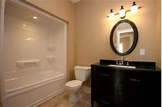 our bathroom will be similar to this one except the