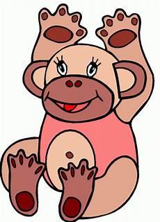 Malvorlagen Kinder Rosa Rosa Affenpuppe Ausmalbild Malvorlage Spielzeug