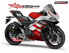 R15 2018 Modif by Modif Yamaha R15 New Perspektif Special Edition Motoblast