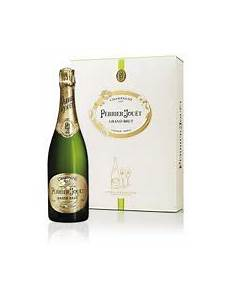 perrier jouet grand brut with glasses chagne prices